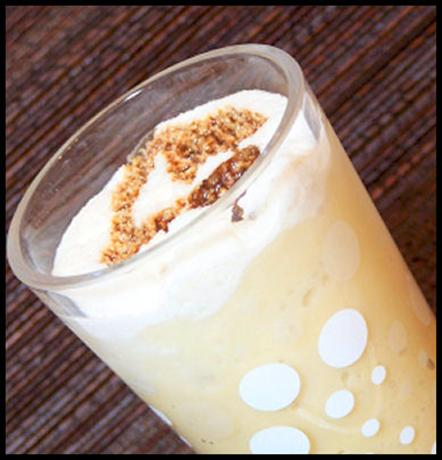 Iced Cafe Latte Slush