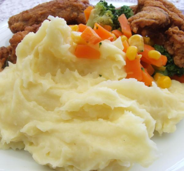 Good Old-Fashioned Mashed Potato