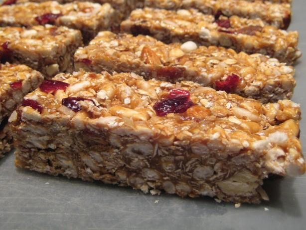 Starbucks Chewy Fruit and Nut Bars