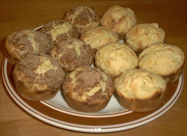 Diet Pineapple Muffins
