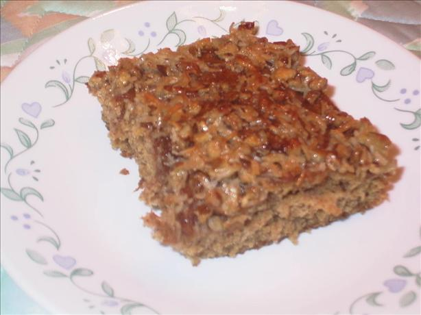 Maw Maw's Oatmeal Cake