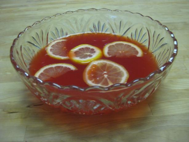 Ethiopian Party Punch