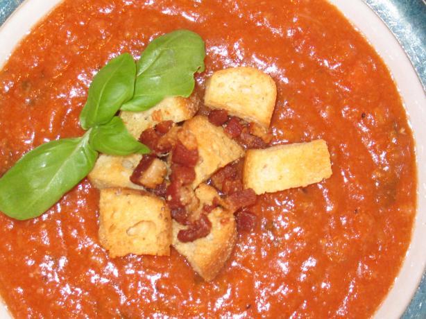 Pappa Al Pomodoro / Classic Italian Tomato Soup