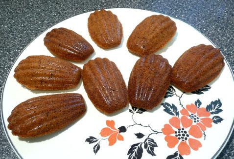 Easy Madeleines With Gluten-Free Option