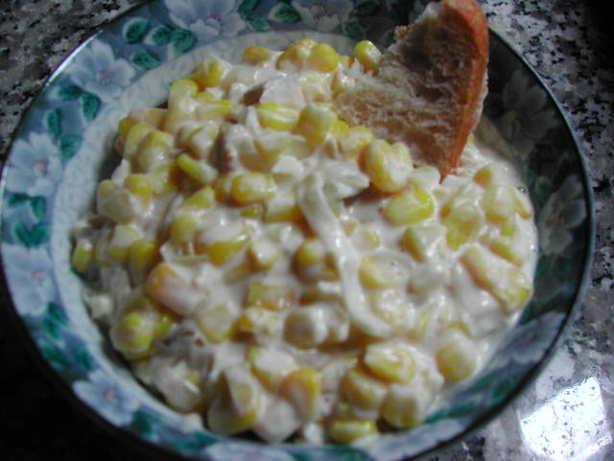 Corn Con Queso
