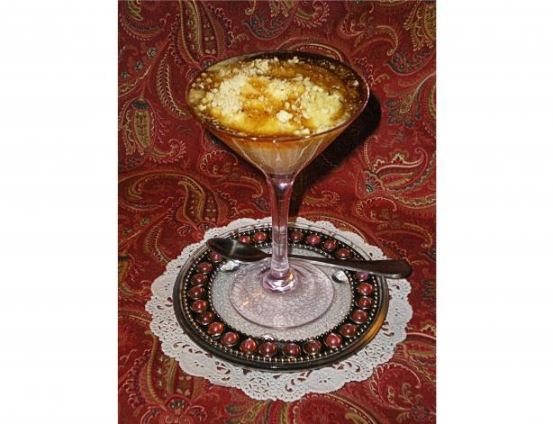 Iced Mascarpone and Coffee Soufflé