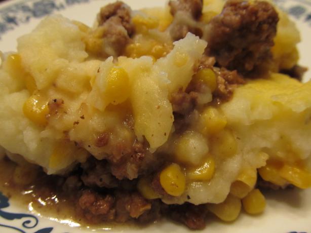 Linda's Shepherd's Pie