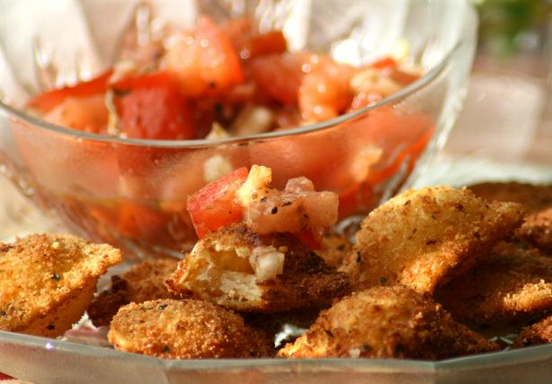 Olive Garden Toasted Ravioli - Copycat Recipe