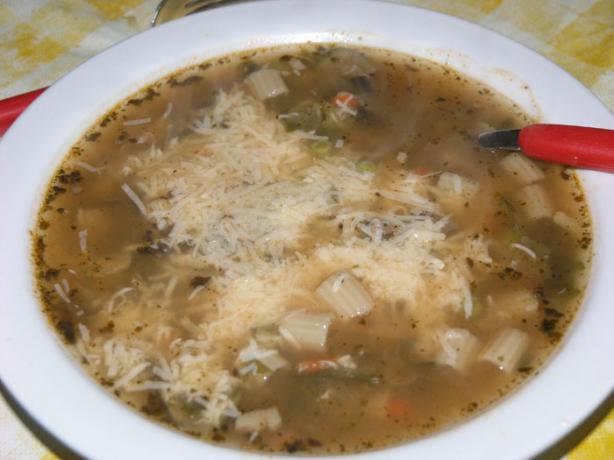 Croatian Dalmatian Vegetable Soup