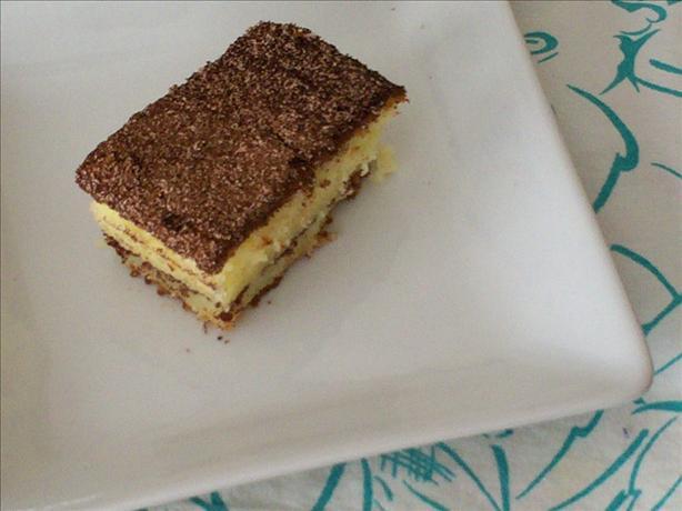 Sarah's Sour Cream Cake