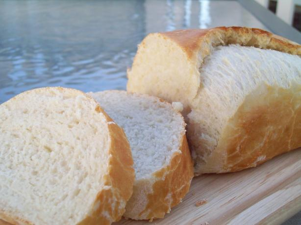 No Knead French Bread