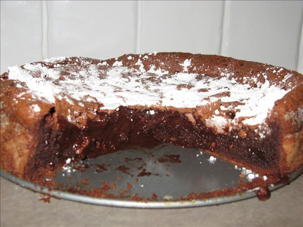 The Best French Chocolate Cake