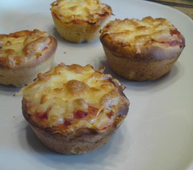 Killer Pizza Muffins!