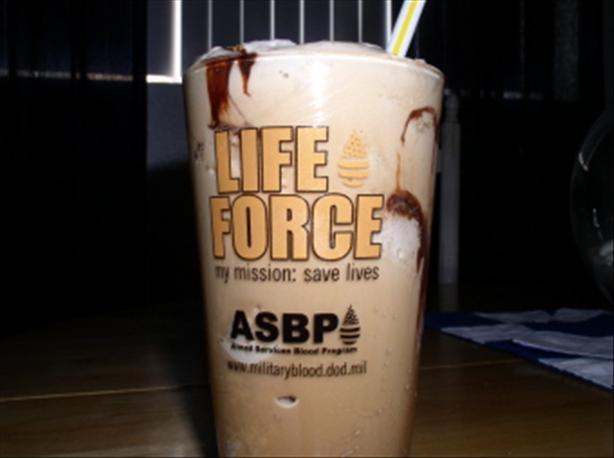 Cafe Latte Slushy