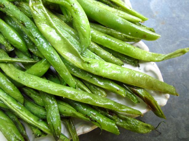 Roasted Green Beans - Ww Core