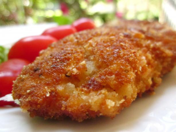 Sizzled Chicken Schnitzel