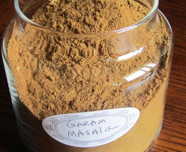 Basic Garam Masala (Indian Spice)