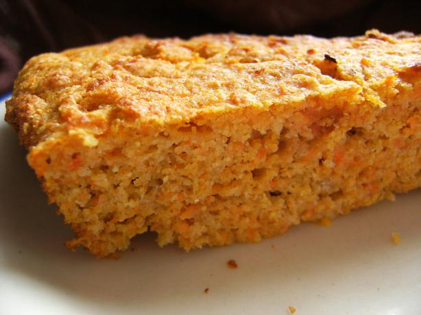 Sweet Potato Buttermilk Cornbread
