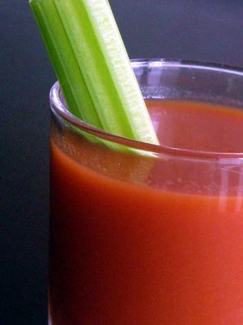 Caribbean Tomato Juice Cocktail