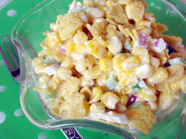 Paula Deen's Corn Salad