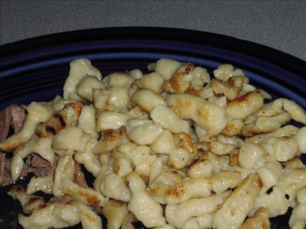 Spaetzle - German