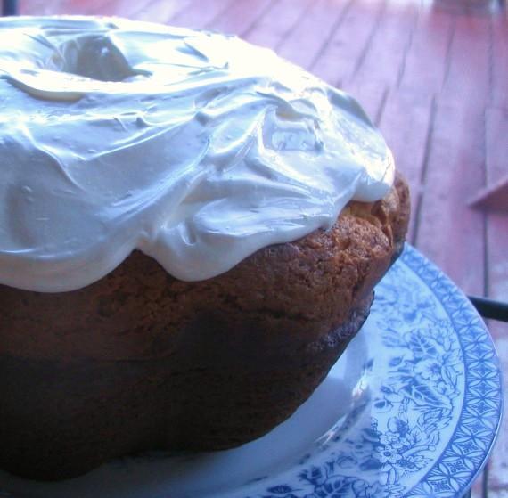 Really Moist Bundt Cake