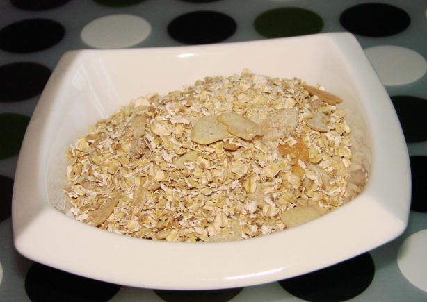 Dry Oatmeal Mix
