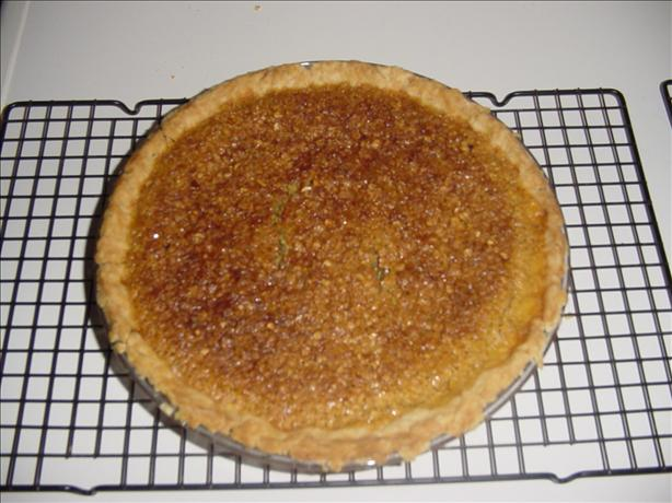 Faux Pecan Pie (with Oatmeal)