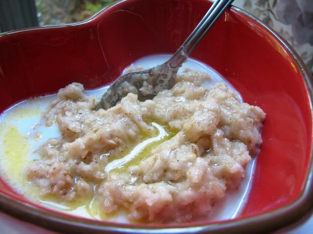Roseanne's Porridge