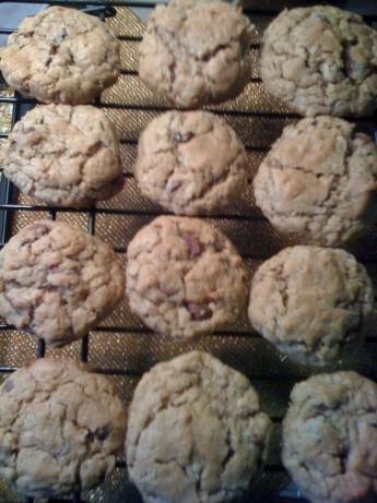 Big Ol Cowboy Cookies