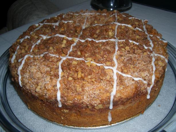 Pumpkin Patch Coffeecake
