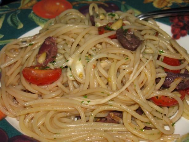 Sicilian Spaghettini