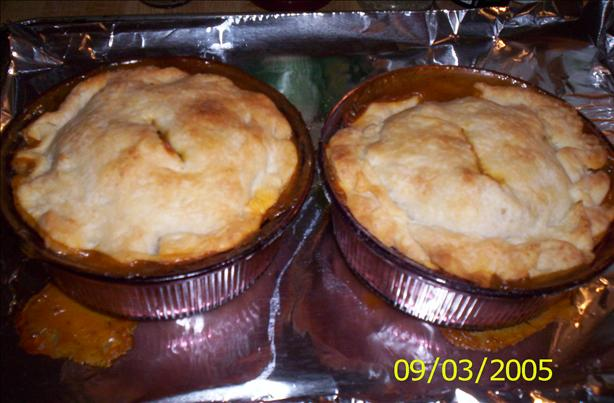 Meatball Pot Pie / Pies