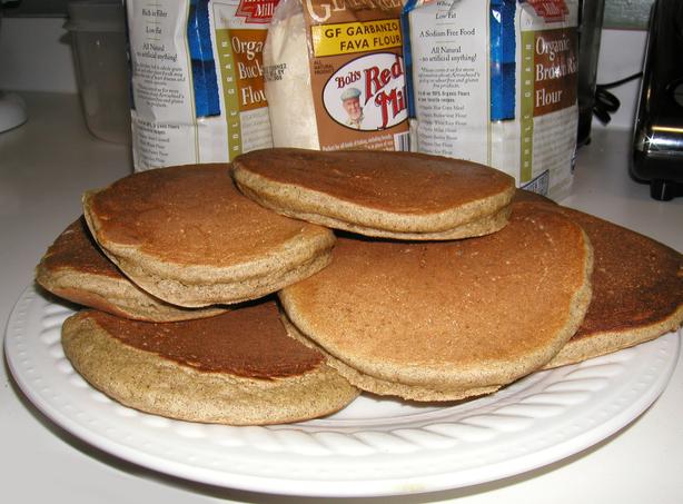 Fall Pancakes (Gluten Free)