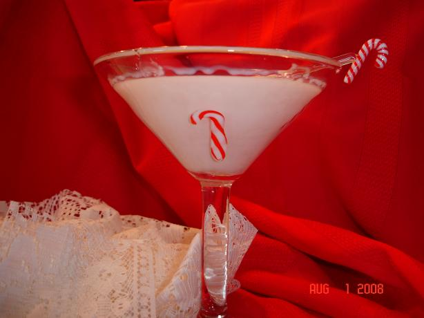 Candy Cane Drink