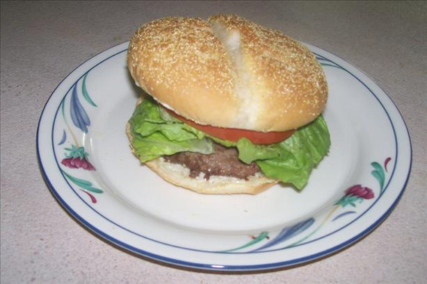 Beef Jerk Burgers ( Caribbean)