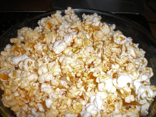 Mexicali Popcorn D-V-O