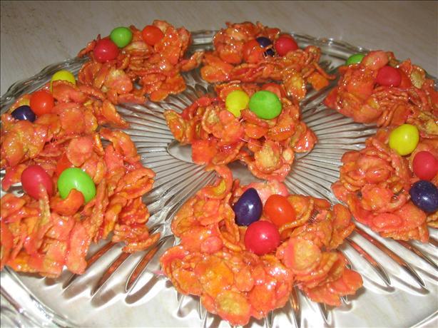 Jonah's Easter Basket Clusters