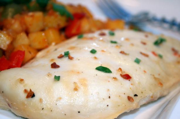 Marinated Italian Chicken