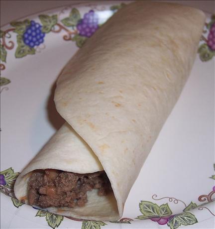 Pregnant Burritos