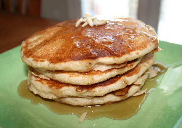 Pvw's Kickin' Wheat Pancakes !!