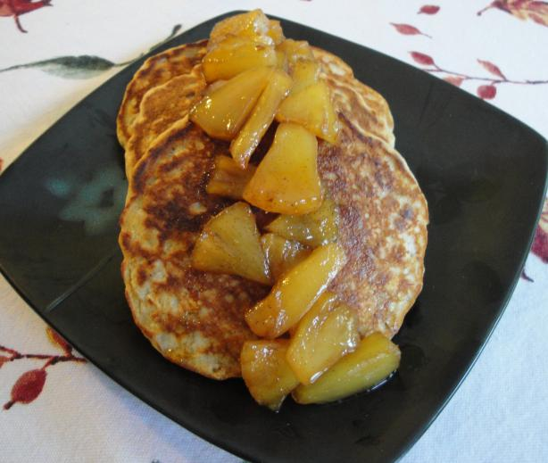 Healty Country Pancakes Michael Smith