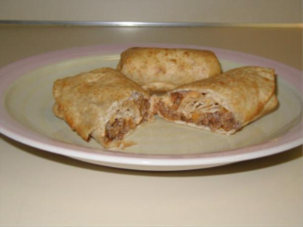 Fried Burritos