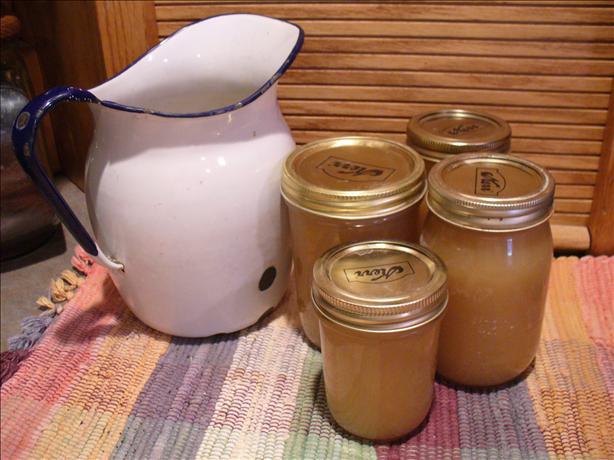 Orange Pineapple Pear Butter Sauce