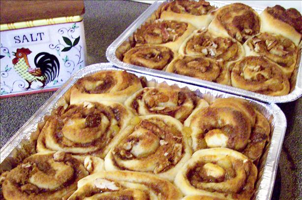 Old Fashion Cinnamon Rolls