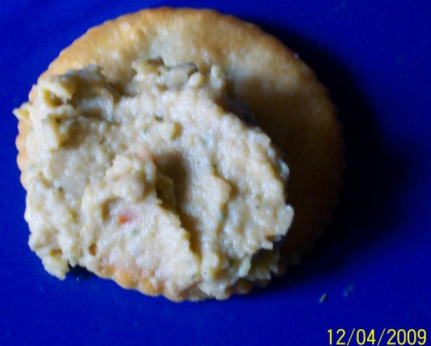 Sun-Dried Tomato-Flavored Hummus