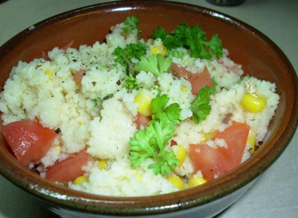 Spontaneous Couscous