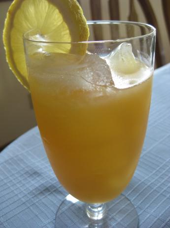 Pineapple Black Tea Cooler
