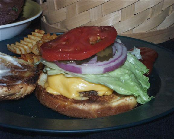 All American Cheeseburgers