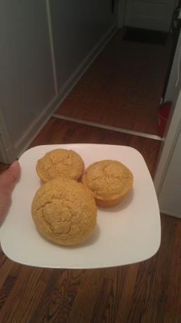 Vegan Cornbread (With Spelt Flour)